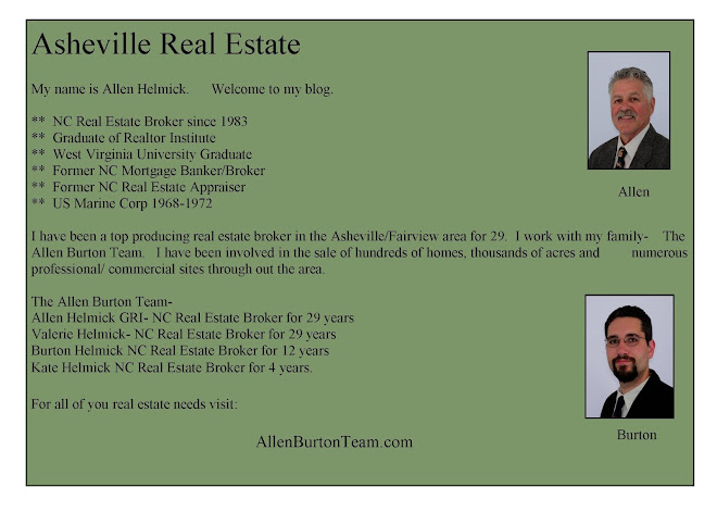 Asheville Real Estate