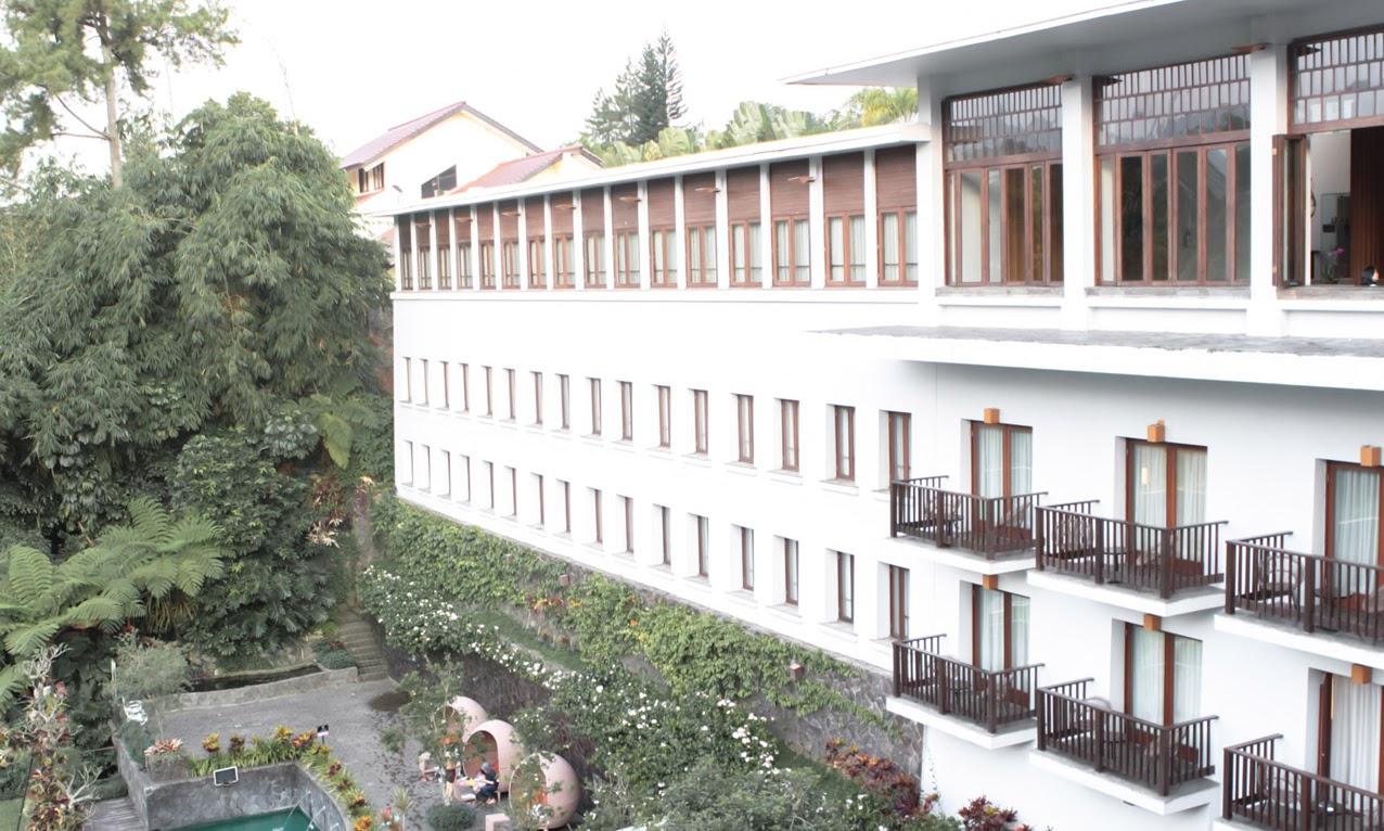 a visit to padma hotel bandung