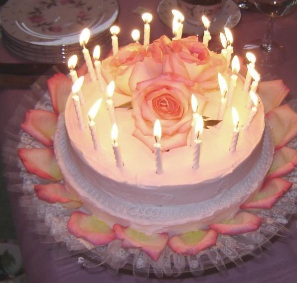 Happy Birthday Auntie Cake Birthday Cake A Birthday Cake Happy
