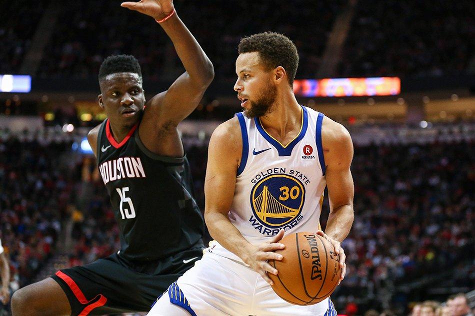Warriors defuse Rockets, set 4th straight NBA Finals face-off vs Cavaliers