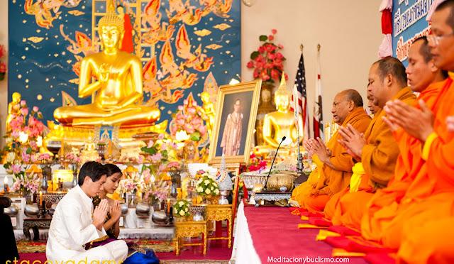 ¿Qué dice el budismo sobre el matrimonio y relaciones?