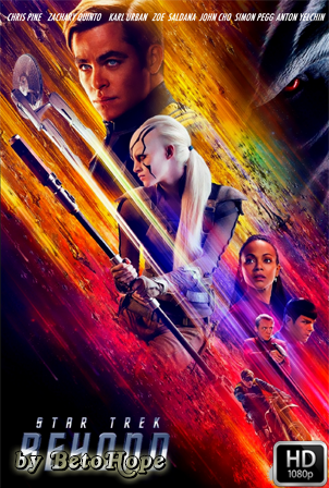 Star Trek Sin Limites [1080p] [Latino-Ingles] [MEGA]