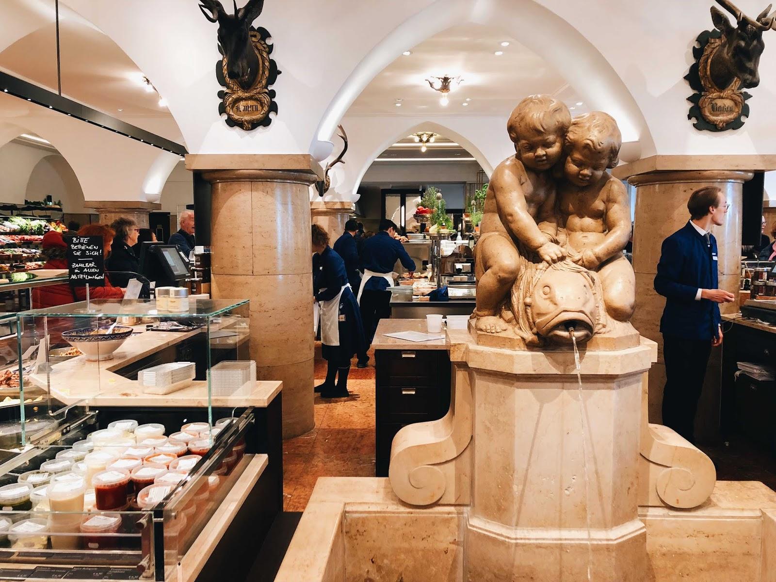 Co zjeść i robić w Monachium