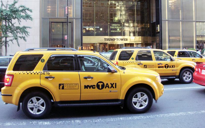 傳統計程車反擊Uber!紐約市也將推出叫車App