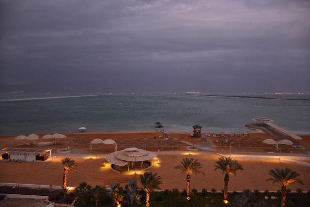 Отели на мертвом море в Израиле