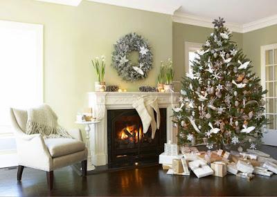 Dekorasi Rumah Untuk Menyambut Natal 800015