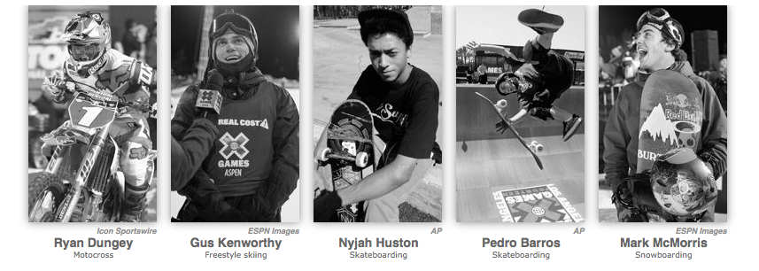 Girl is NOT a 4 Letter Word: No Love For Female Skateboarders In 2016 ESPYS  Nominations.