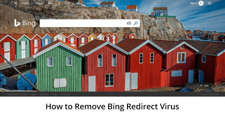 Bing Redirect Virus