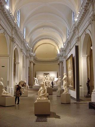 Musée beaux arts Lyon