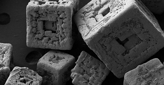 As coisas mais bizarras que você sempre quis ver no microscópio - Sal refinado