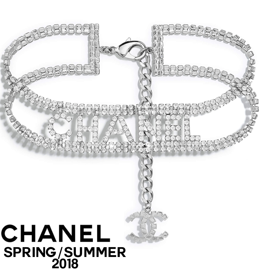 CHANEL SPRING/SUMMER 2018 JEWELRY COLLECTION