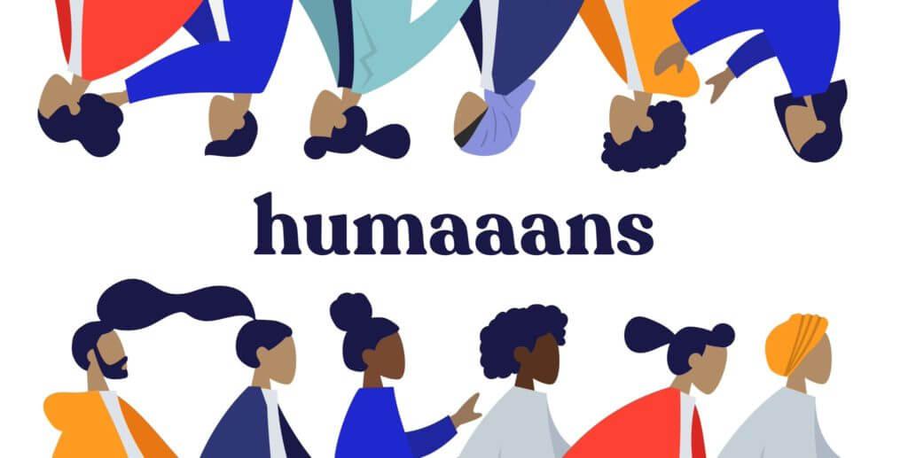 Trend Desain Grafis 2019 - Retro Human Illustrations