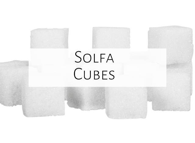 Solfa Cubes