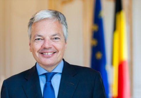 Ministro belga rechaza comentarios sobre el tema Cataluña