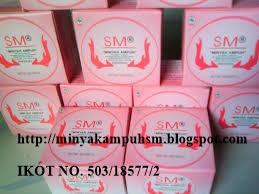 IKOT SM Minyak Ampuh
