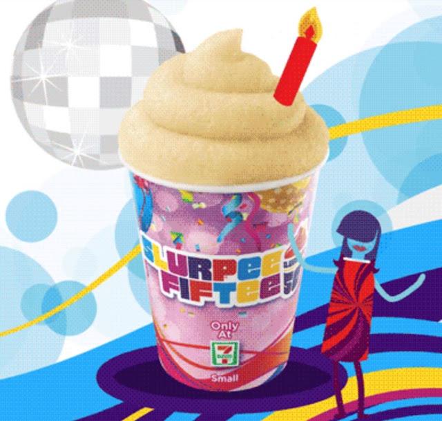 7-Eleven Free Slurpee Day 2016