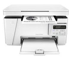 HP LaserJet Pro MFP M26nw Printer Driver