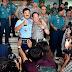 Kapolri Temui Panglima TNI. Marsekal Hadi: Bumikan Hubungan Baik antara TNI-Polri