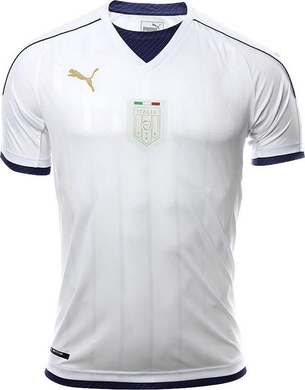 e4eaca9f5c Puma divulga nova camisa reserva da Itália - Show de Camisas