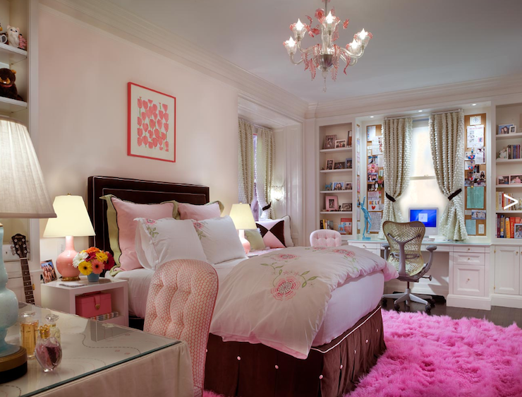 Life As It Is: Little Girl Dream Room