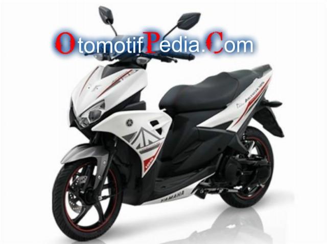 Harga Motor Yamaha Aerox 125 LC Terbaru 2017