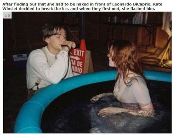 Very Interesting Facts About The Movie Titanic