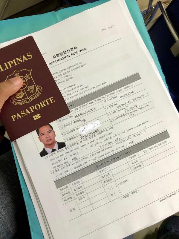 Check your South Korea Visa Application Status Online