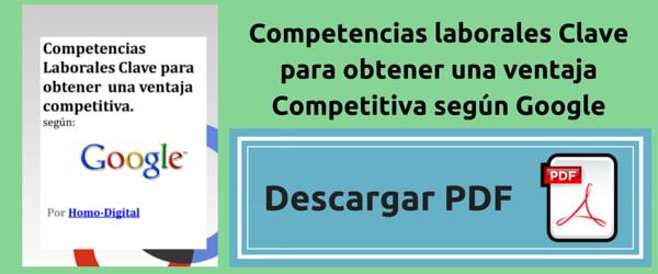 PDF Compentencias laborales Clave Google
