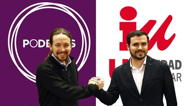 Las bases de IU avalan una alianza electoral con Podemos