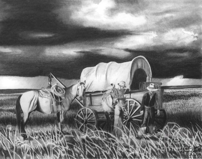 Рисунки карандашом. Peter Piatt 13