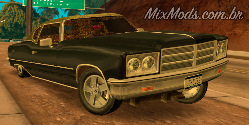 III/VC/SA] GTA III HD Vehicles Tri-Pack (carros HD) - | MixMods