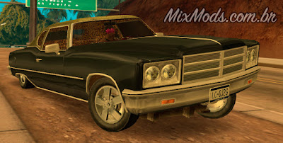 gta sa mod hd vehicles cars carros gta iii tri-pack remaster yardie