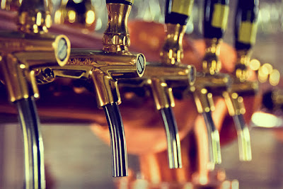 Reykjavik's microbreweries have lots of different craft beer on tap