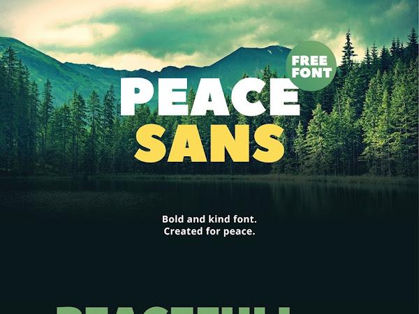 Download Peace Sans font Free