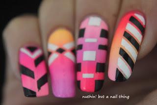 Models Own - Polish For Tans Nail Art