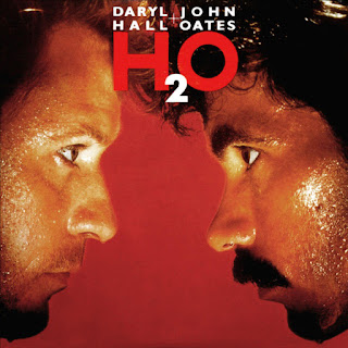 Daryl Hall and John Oates - H2O okładka albumu