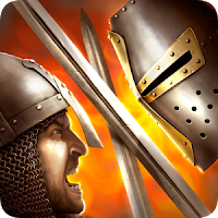 Knights Fight: Medieval Arena Unlimited (Coins - Medals - Silver - Energy) MOD APK