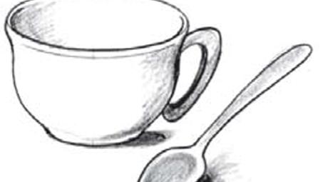 Belajar Menggambar Bentuk Tiga Dimensi Dan Prinsip Menggambar Bentuk Senibudayasia