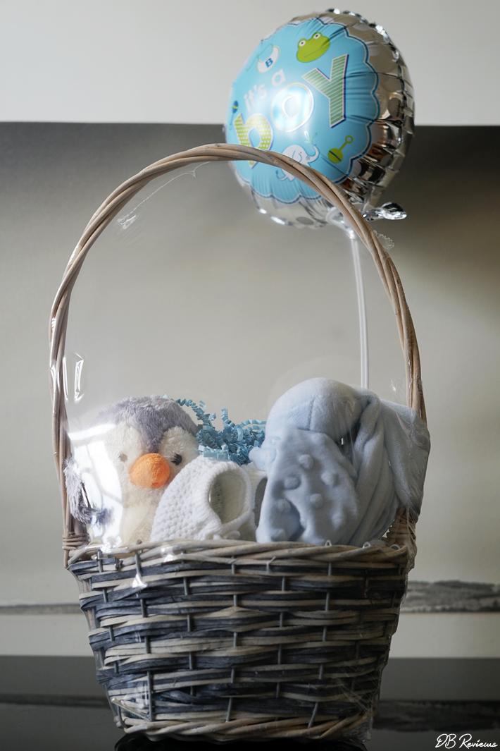 New Baby Boy Hamper from Prestige Hampers