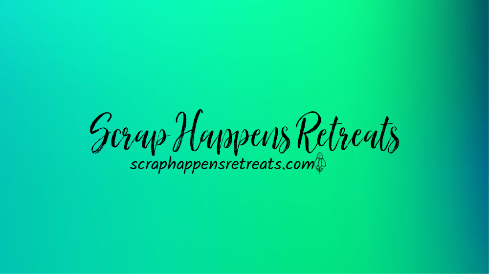 Scrap Happens Retreats