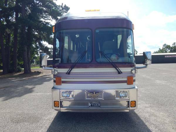 Used Rvs 1983 Silver Eagle Model 10 Conversion For Sale By