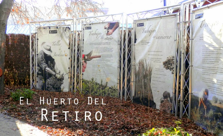 Museo de Jardineros, Retiro de Madrid