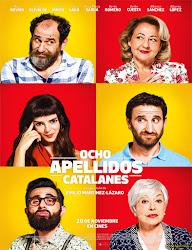 pelicula Ocho Apellidos Catalanes (2015)