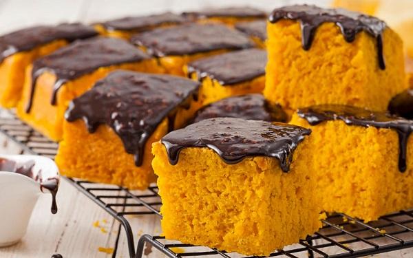 Receita de bolo de cenoura super fácil (Imagem: Reprodução/Receitas Nestlê)