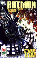 Batman - Journey into knight Tomo 6