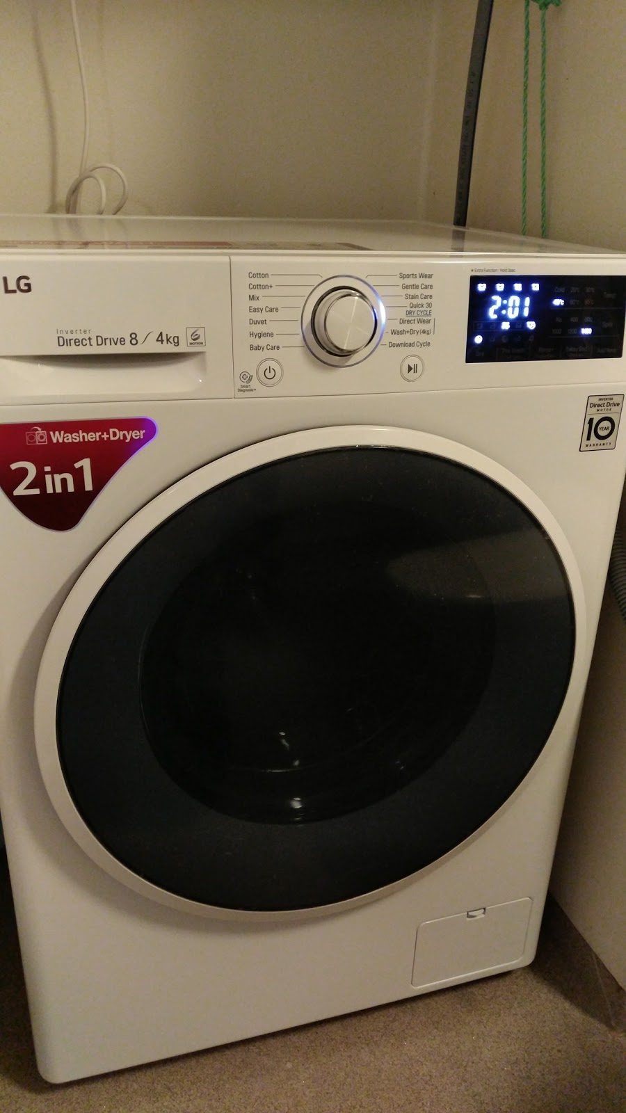Download How Do I Download A Cycle To My Lg Washing Machine  Wallpapers