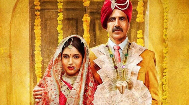 Toilet: Ek Prem Katha, marriage scene