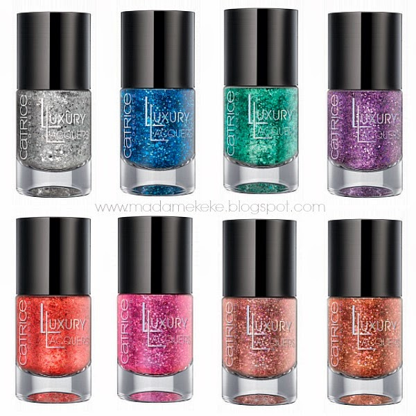 Luxury Lacquers by CATRICE – Million Brilliance