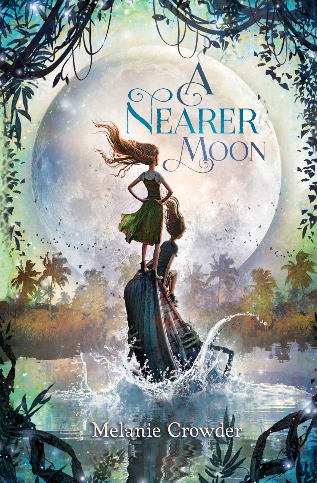 a nearer moon de melanie crower