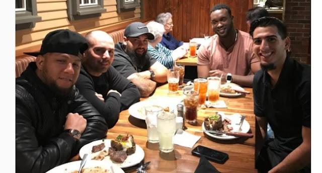 Gurriel se ha encontrado con el pinareño Lorenzo Quintana, el matancero Cionel Pérez, la promesa tunera Yordan Álvarez y el lanzador holguinero Yoanys Quiala.